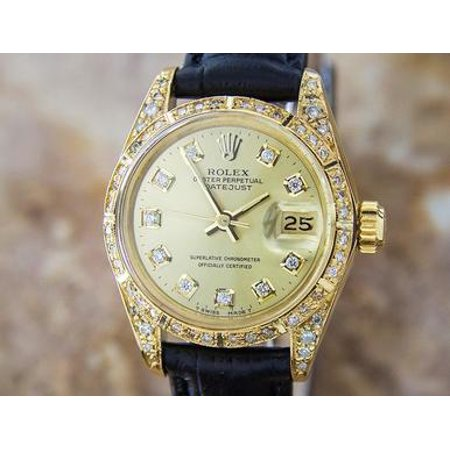 Vintage Rolex 6917 Automatic Original Swiss Ladies Dress luxury watch 1960s L65