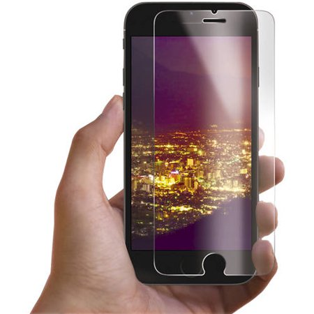 Mental Beats Tempered Glass Screen Protector for Apple iPhone 6 and