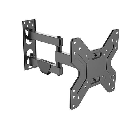 "Full Motion TV Wall Mount For 17""-42"" LED/LCD/PDP TVs up to 25KG, Fits Single Wall Wood Studs - image 5 of 5"
