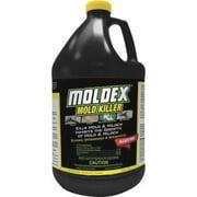Moldex Mold Killer Liquid - 1 gal (128 fl oz) - Fresh Clean Scent - 1 Each - White