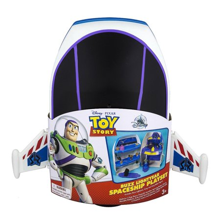 Disney Parks Toy Story Buzz Lightyear Spaceship Playset New with Box