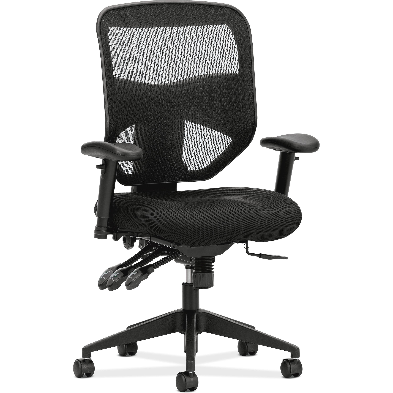 HON, BSXVL532MM10, Prominent Mesh High-Back Task Chair, 1 Each