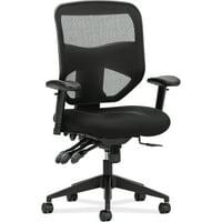 HON, Prominent Mesh High-Back Task Chair, 1 Each