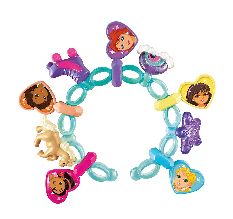 Fisher Price Nickelodeon Dora and Friends Dora Magic Charm Bracelet, Charm bracelet looks... by