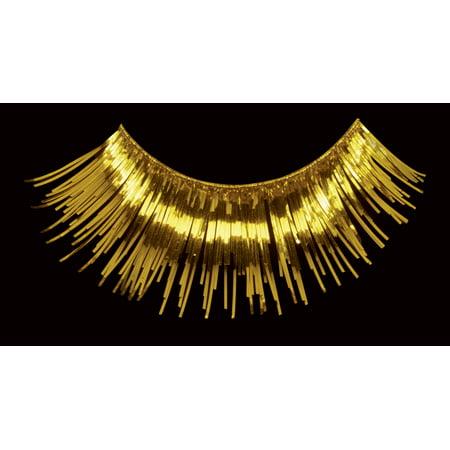 Loftus Women Nefertiti Egyptian Costume 2pc Eyelashes, Gold, One Size](Nefertiti Costumes)