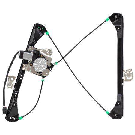 - BROCK Power Window Lift Regulator with Motor Assembly Passenger Front Replacement for 99-05 Pontiac Grand Am Sedan Oldsmobile Alero Sedan 22702138