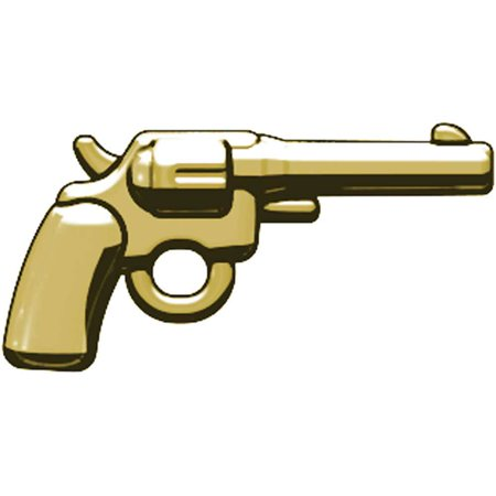 BrickArms M1917 Revolver [Tan]](Toy Revolver)
