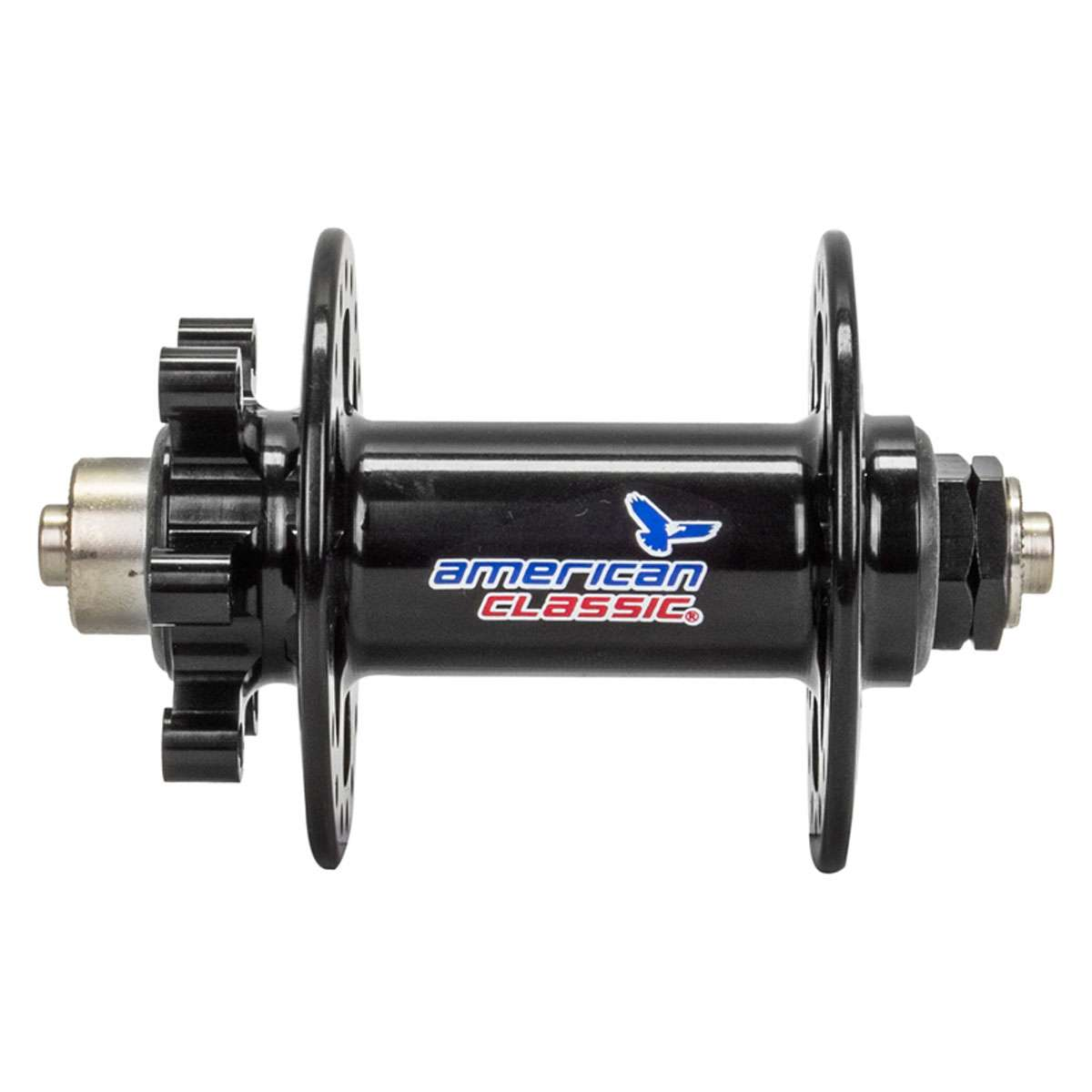Sun Seeker Replacement Bicycle Front Hub - TANDEM AM CLASSIC 36H BKDISC-130 - 37258