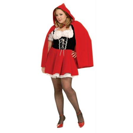 Red Riding Hood Plus 14-16 - image 1 de 1