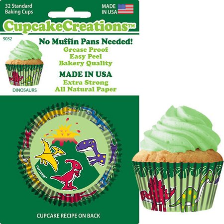 Cupcake Creations No Muffin Pan Required Baking Cups