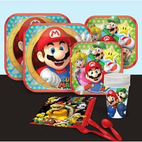Super Mario Brothers Party Pack