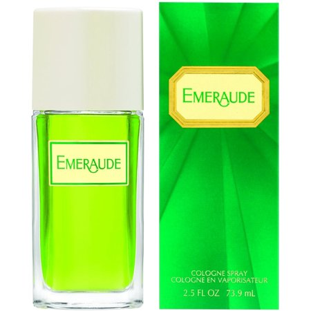 Coty Mini Perfume (Emeraude by Coty Cologne Spray For Women 2.5 oz )