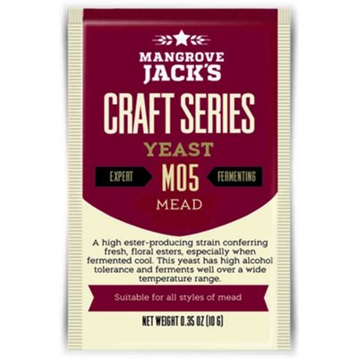 Mangrove Jack M05 Mead Dry Yeast Walmart Com Walmart Com