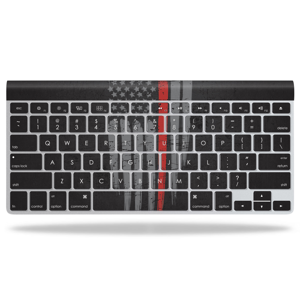 MightySkins Skin For Apple Wireless Keyboard, Keyboard | Protective, Durable, and Unique Vinyl Decal wrap cover Easy To Apply, Remove, Change Styles Made in the USA