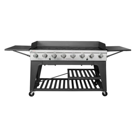 Royal Gourmet GB8001 8-Burner BBQ Gas Propane Grill Outdoor Large