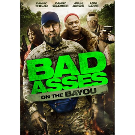 Bad Asses on the Bayou (DVD) (Best Ass Of The Week)