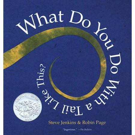 What Do You Do with a Tail Like This? (Paperback)