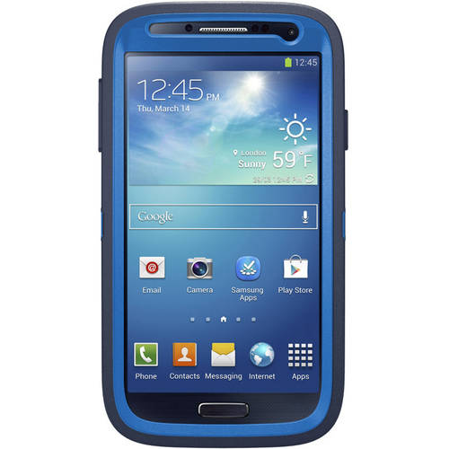Otterbox Defender Case for Samsung Galaxy S4 Surf Blue  *...