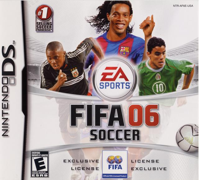 FIFA Soccer 2006 NDS