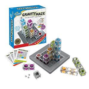 Gravity Maze Toy Tin Marbles