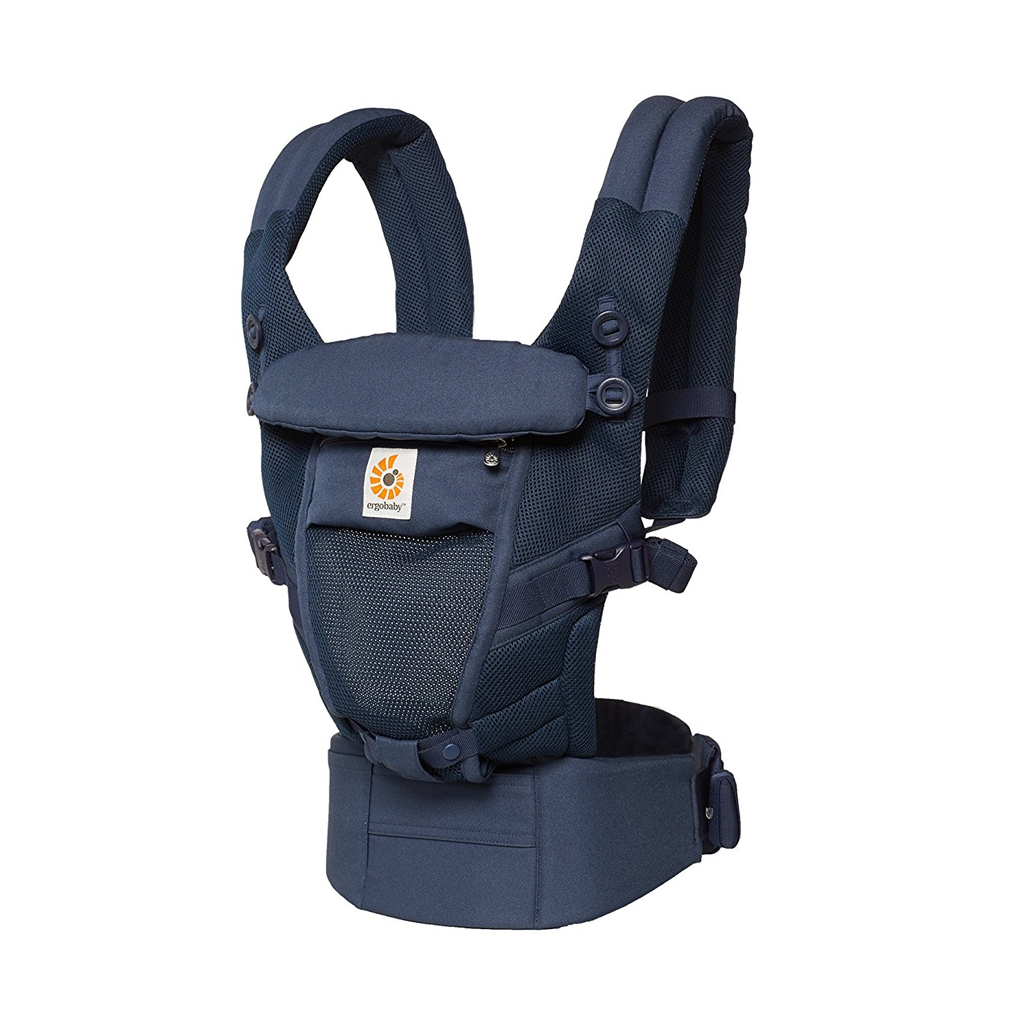 Ergobaby Adapt Cool Ergonomic Multi-Position Baby Carrier by Ergo Baby