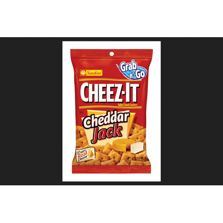 Cheez-It ® Cheddar Jack Baked Snack Crackers 3 oz. Bag