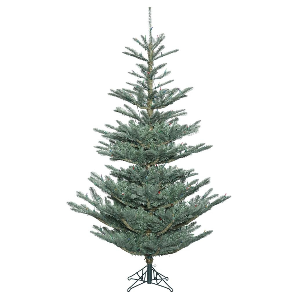 "Vickerman 410288 - 12' x 80"" Alberta Blue Spruce Tree Christmas Tree (G160490)"