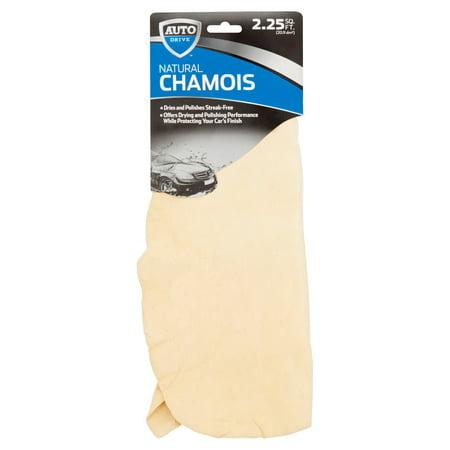 - Auto Drive Natural Chamois