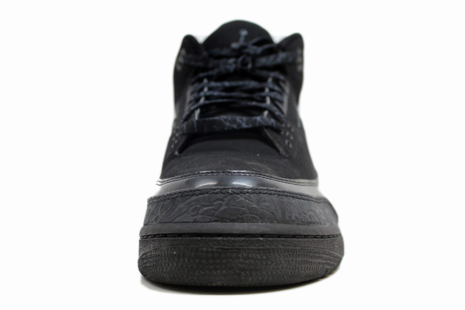 Nike Men's Air Jordan III 3 Retro Black/Dark Charcoal 136064-002