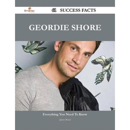 Geordie Shore 61 Success Facts - Everything you need to know about Geordie Shore -