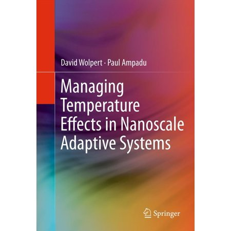 Managing Temperature Effects in Nanoscale Adaptive Systems -