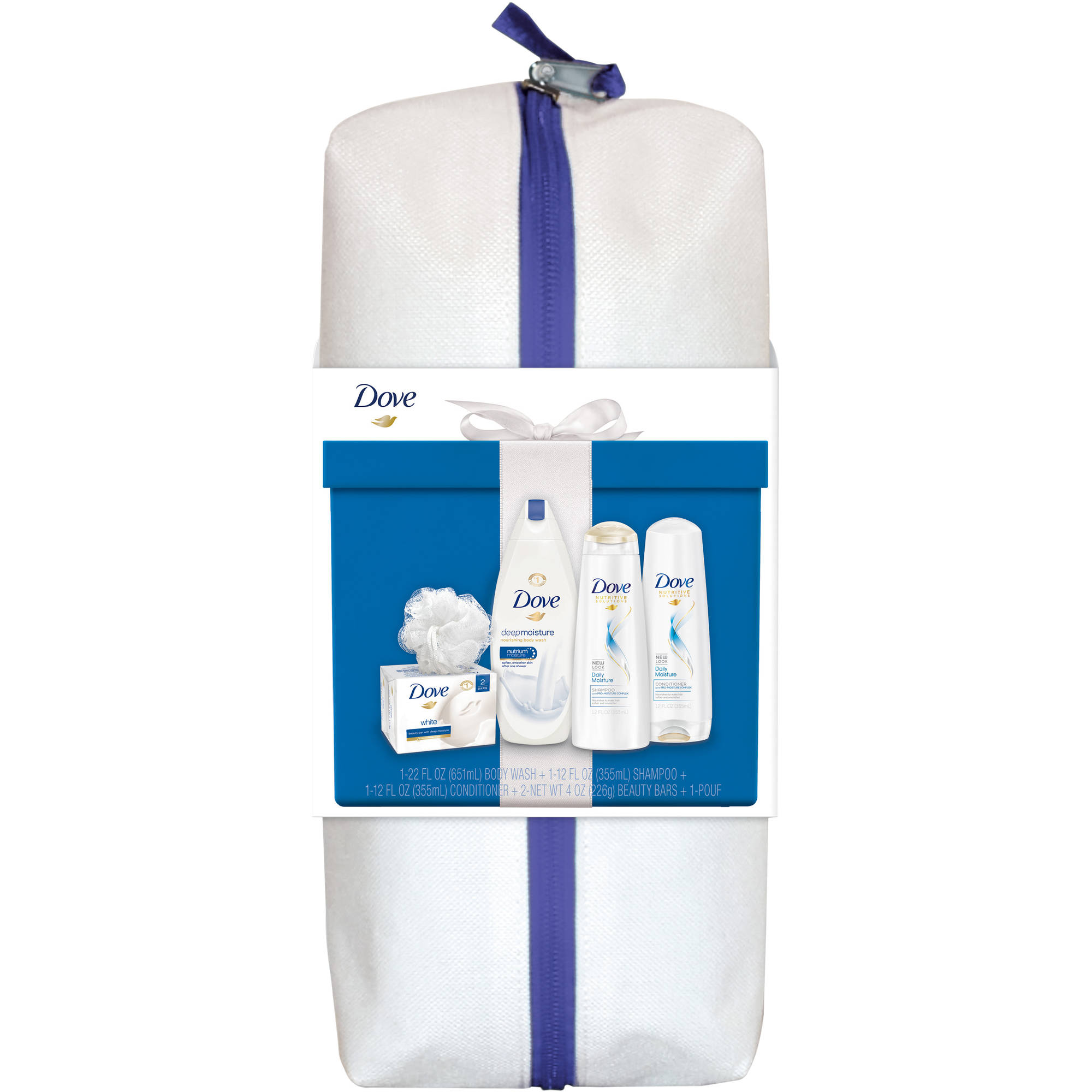 Dove Deep Moisture Gift Bag