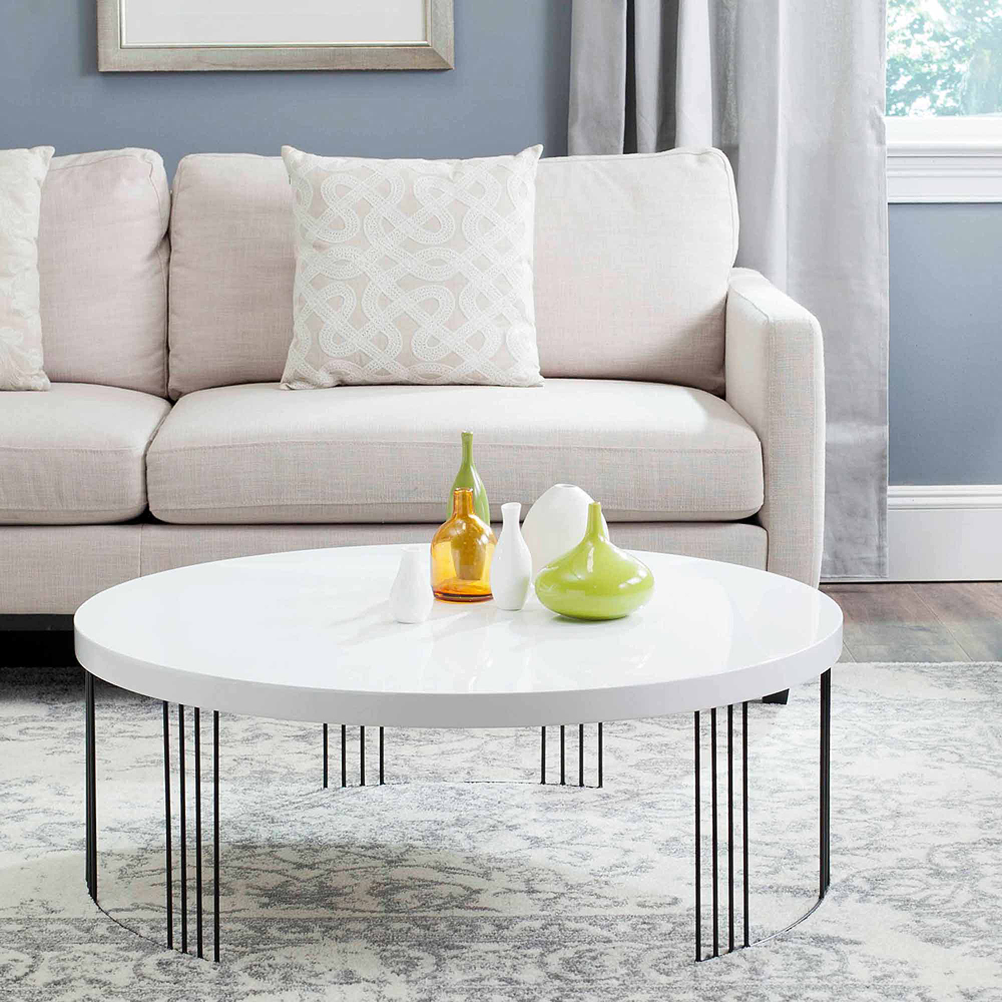 Safavieh Keelin Coffee Table, Multiple Colors