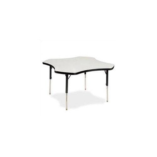 Virco 4000 Series 48'' Clover Classroom Table