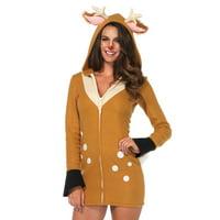 Leg Avenue Adult Cozy Fawn Costume