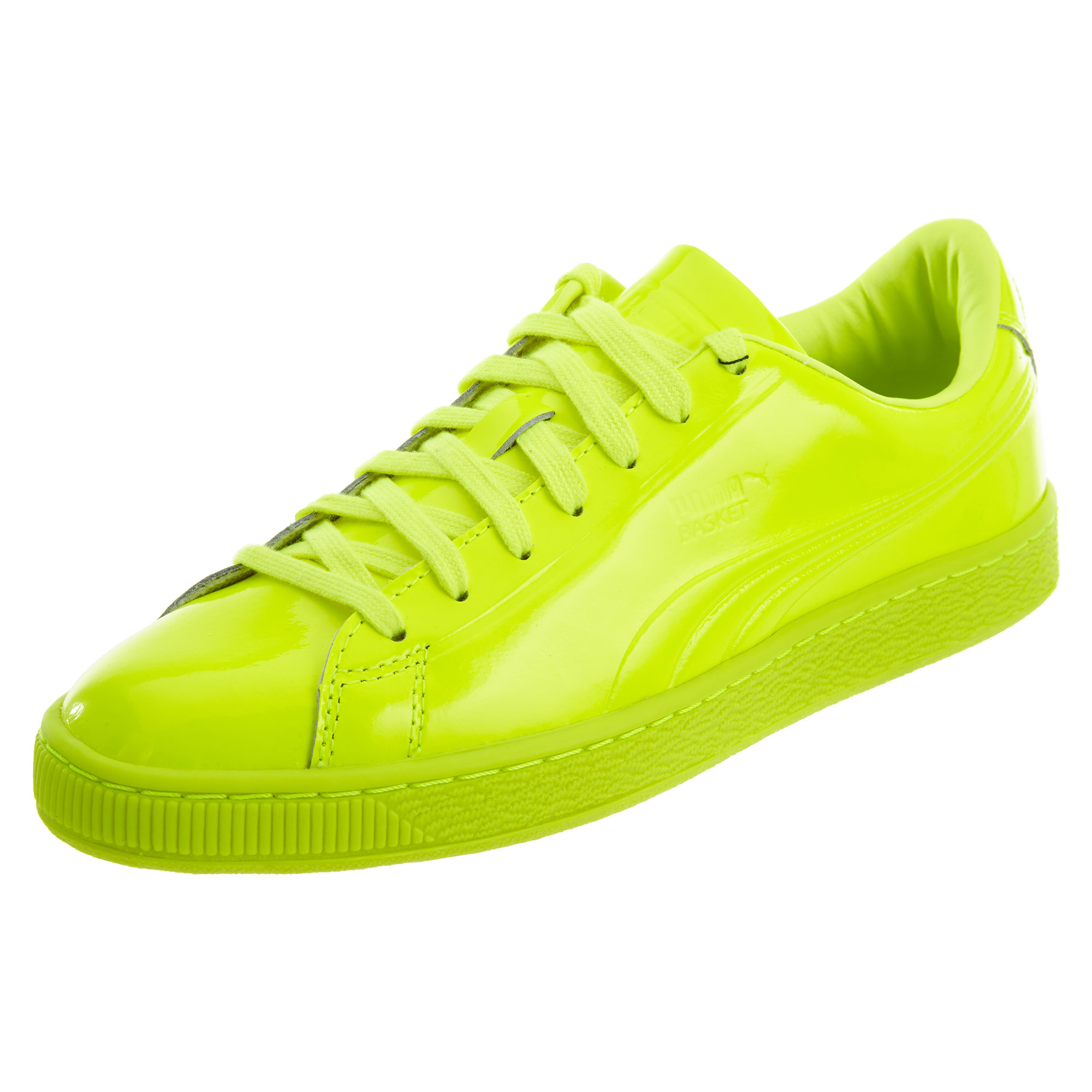 Puma Basket Classic Patent Emboss  Mens Style : 362035
