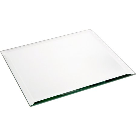 Beveled Glass Mirror, Square 5mm - 8