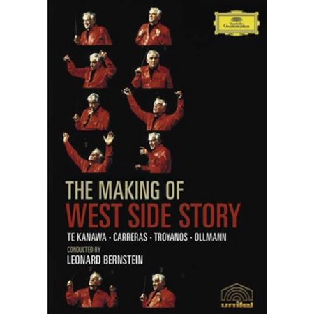 The Making of West Side Story (DVD) ()