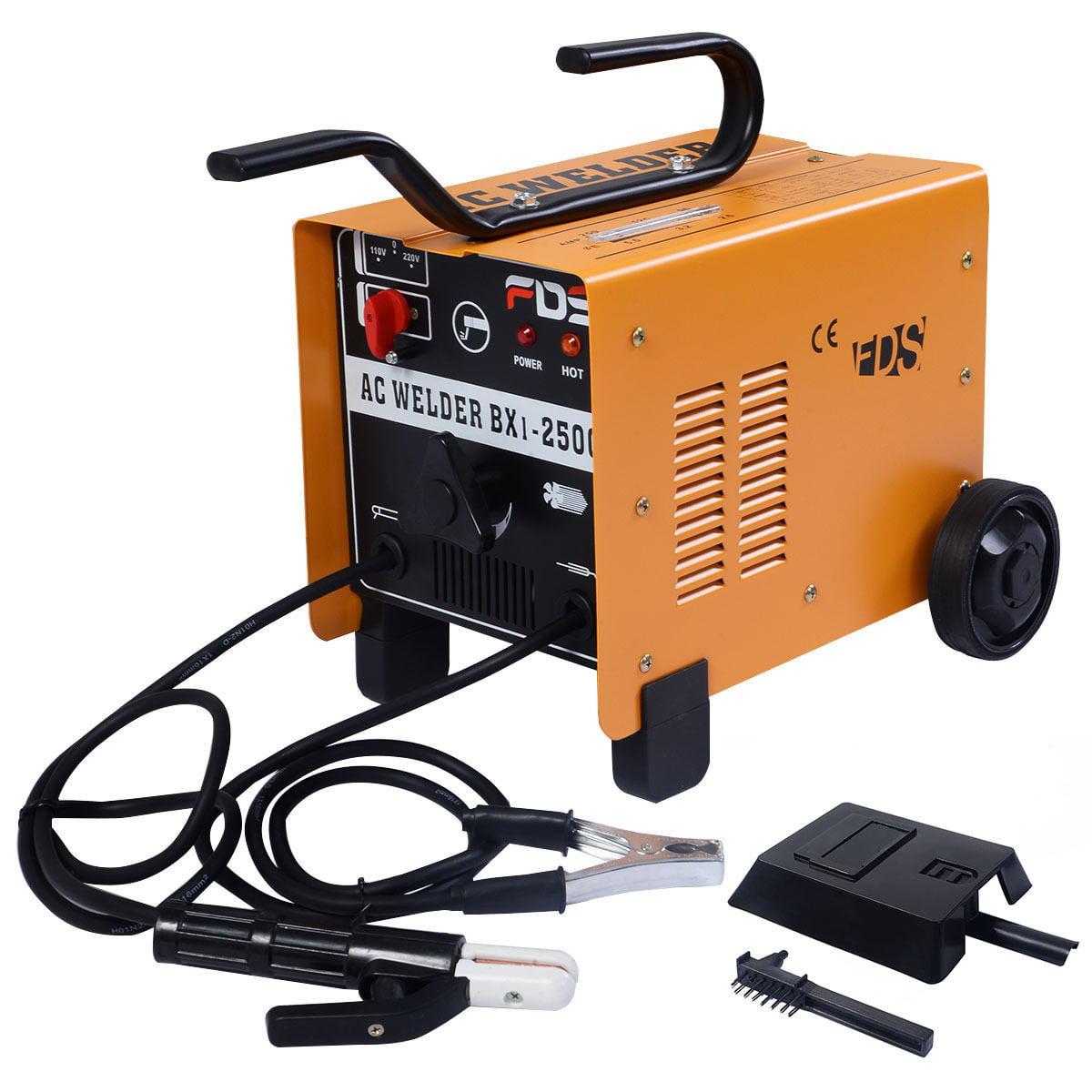 110V/220V ARC 250 AMP Welder Welding Machine Soldering Ac...