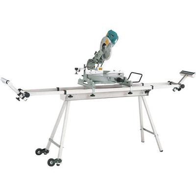 Portable Fold Up Folding Work Support Stand for Miter Chop Saw Tool Sliding by