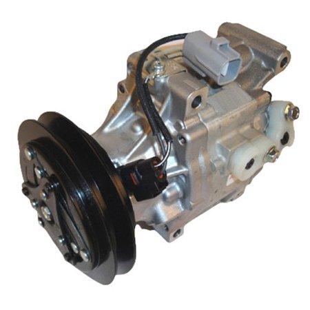 - Ac Compressor For Kubota Tractor - 6A671-97114 6A671-97110