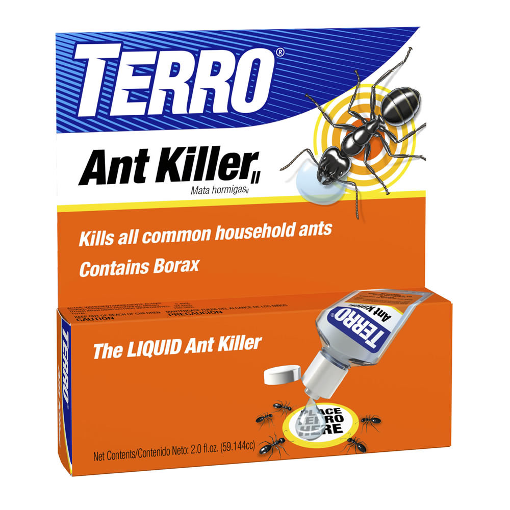 TERRO 2 oz Liquid Ant Killer