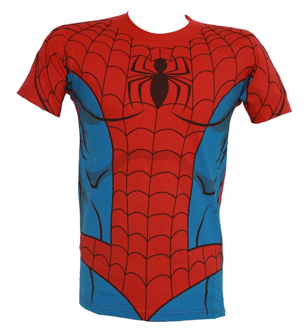Heroes Spider-Man Costume T-Shirt