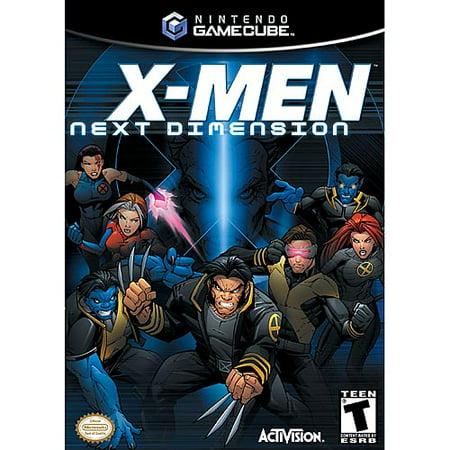 X-men: Next Dimension NGC