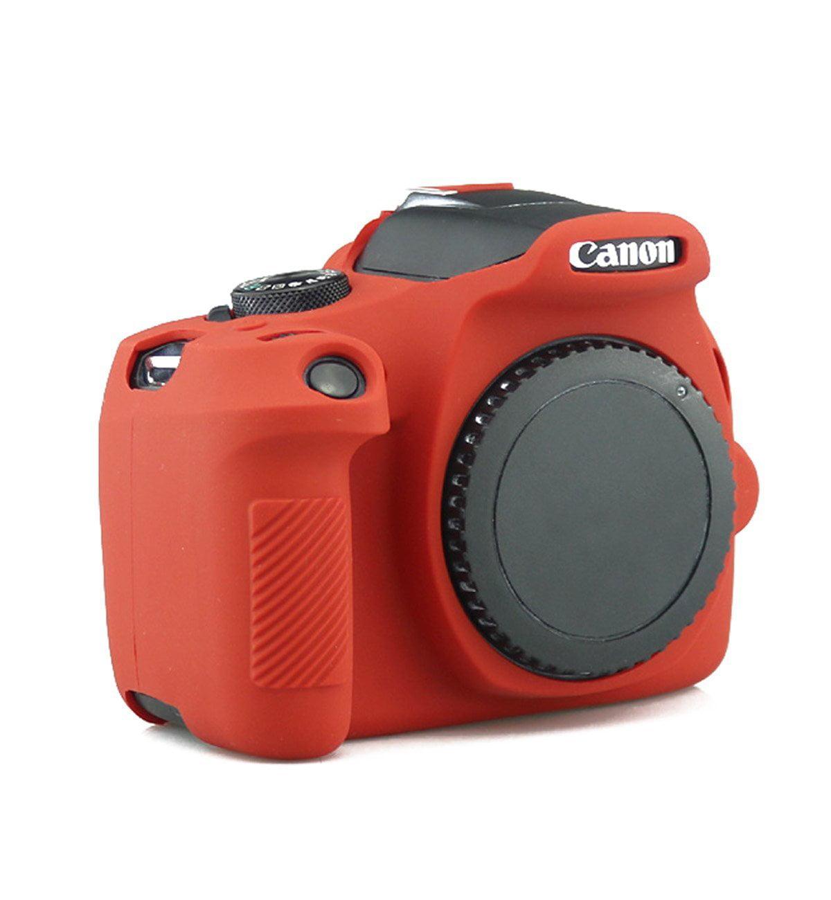CEARI VSM-06 Vintage Camera Shoulder Neck Strap for Canon EOS Rebel T6S T6 T5i T5 T4i T3i T3 T2i T1i XTi XT XSi XS SL1 Digital SLR Camera Pink