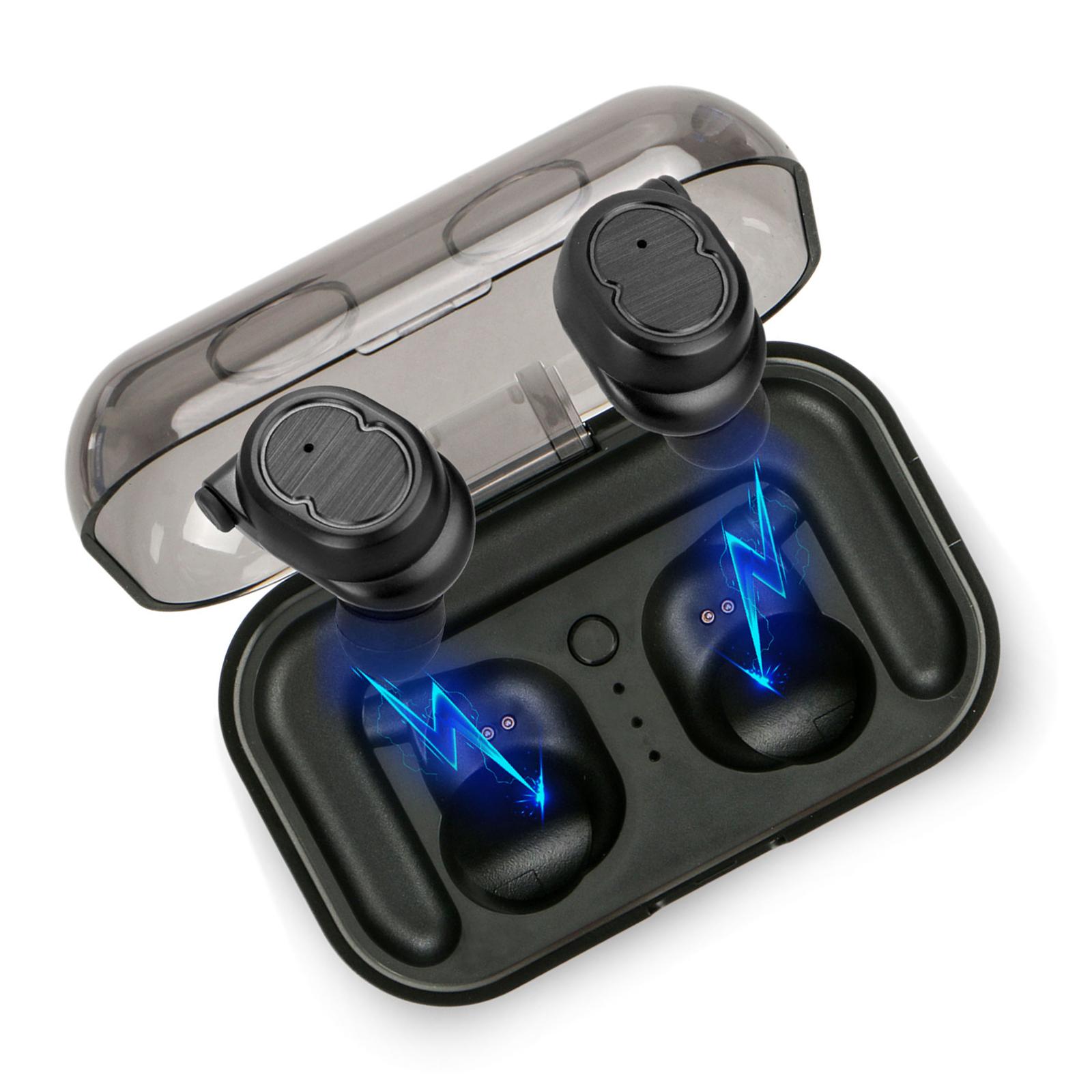 Bluetooth 5.0 Touch Mini True Wireless Earbuds Twins Headset Earphone Headphone