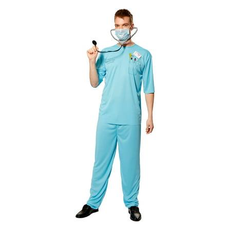Cosplay Uniform (Doctor Scrubs Set Hospital Costume Cosplay Halloween Uniform )