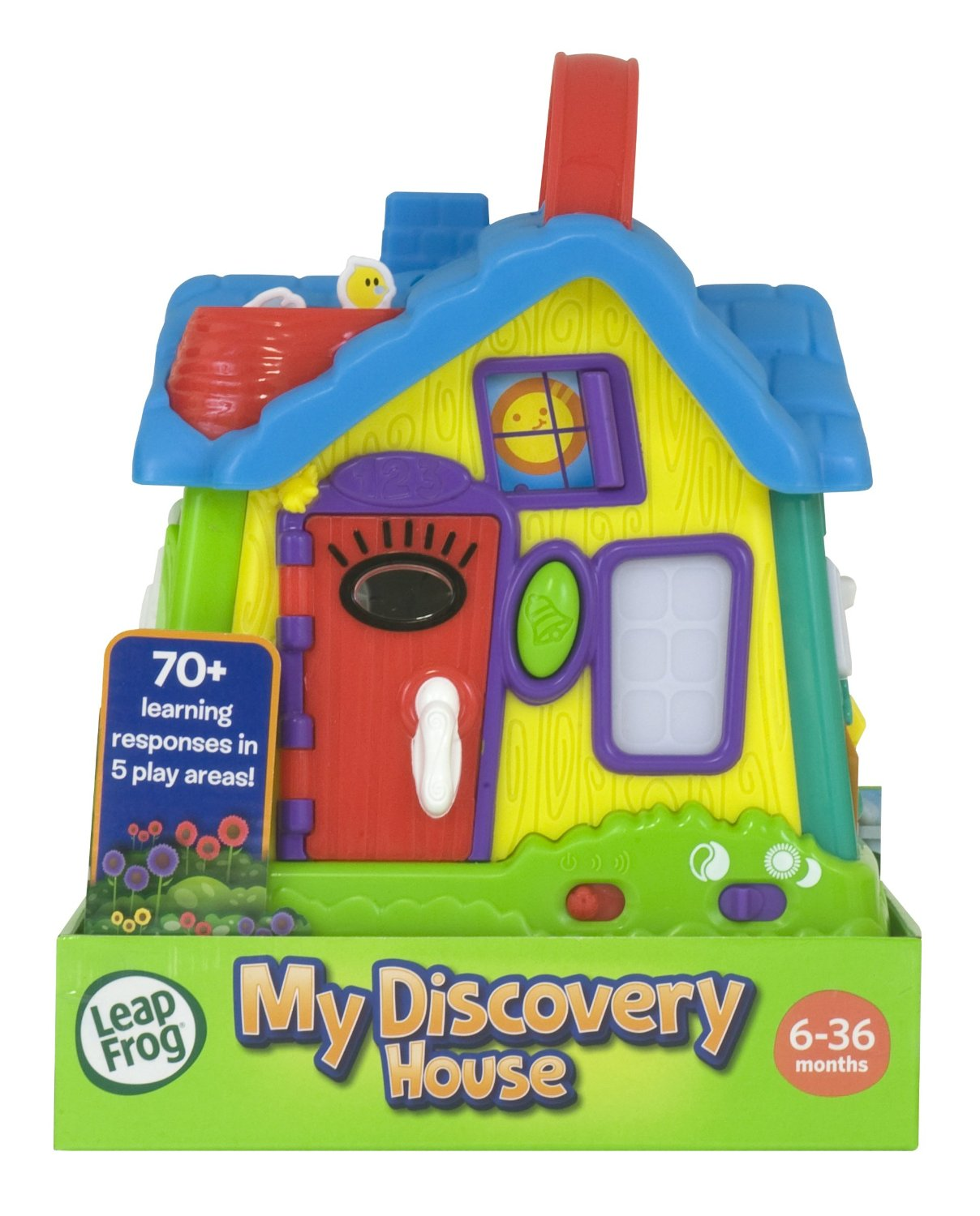 LeapFrog My Discovery House by
