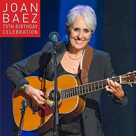 Joan Baez 75th Birthday Celebration (CD) (Includes DVD) (Joan Baez Best Of Joan C Baez)