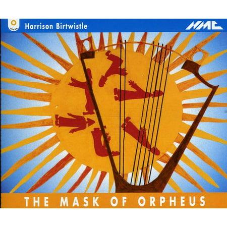 Mask of Orpheus (Opera) (CD)